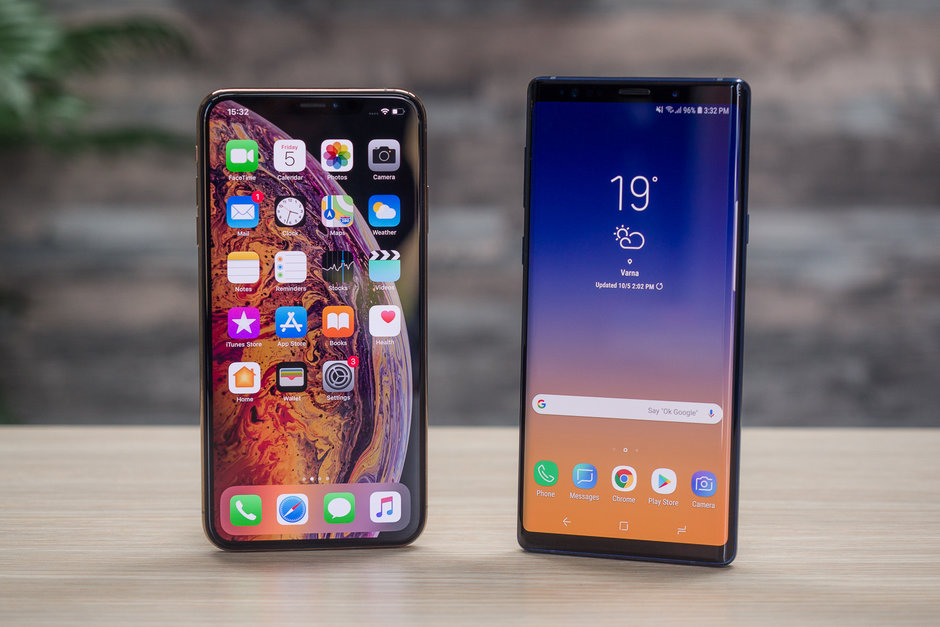 Samsung Galaxy Note 10 vs Apple iPhone 2019: Comparison