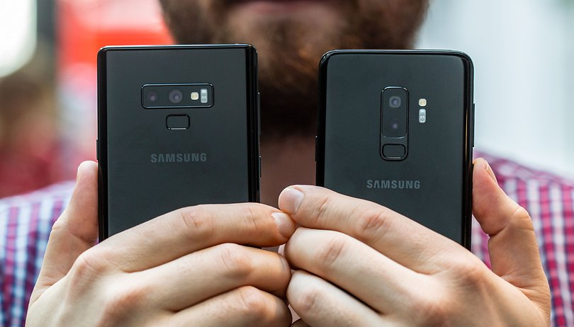galaxy note 10 vs note9 camera comparison