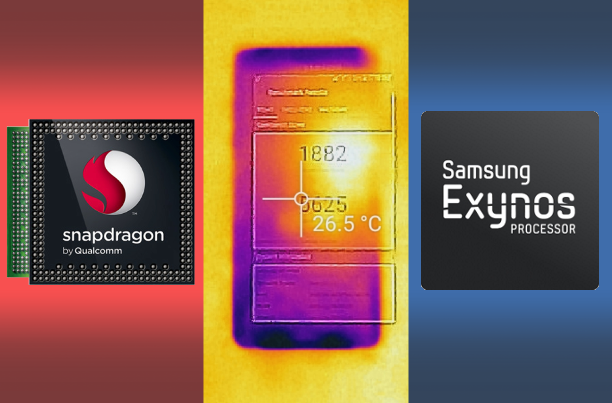 snapdragon vs exynos comparison