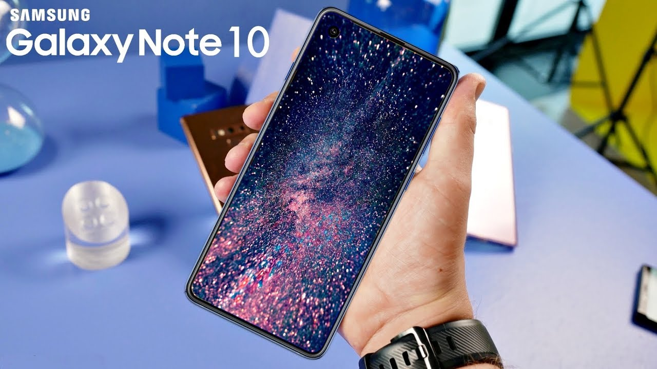 Top 10 Features of Galaxy Note10 You Must Know!!!