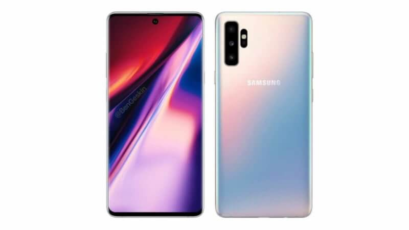 Samsung Galaxy Note 10 Benchmarks : How fast is it with 7nm processor?