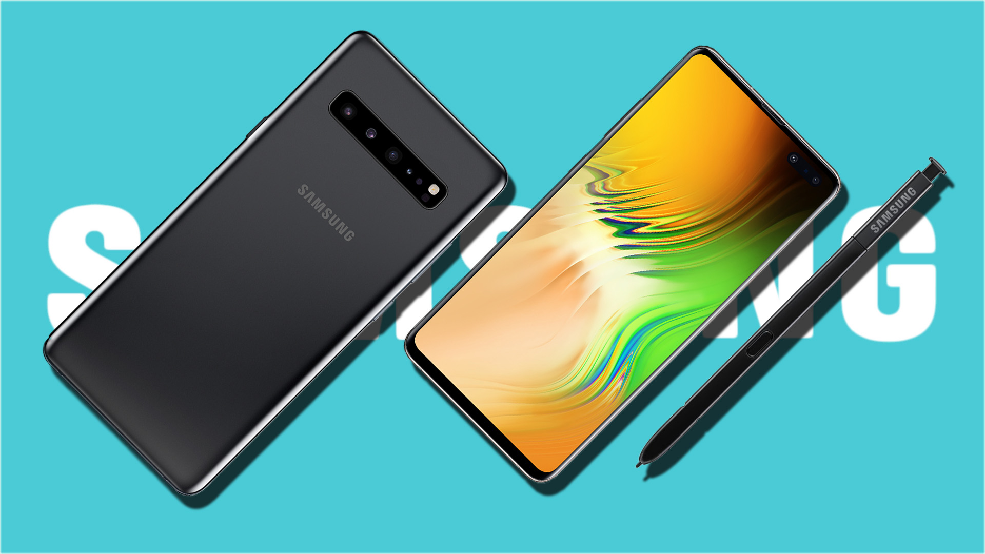 Galaxy Note 10 to have New SPen Features, 5G, 45W Charging
