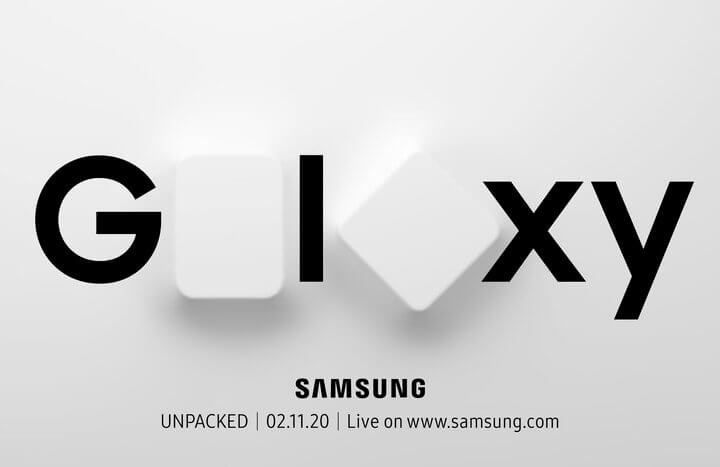 Samsung Galaxy Unpacked Event 2020 : Watch Live Stream Here