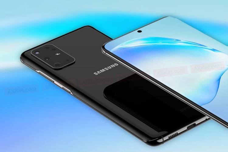 Galaxy S11 with 3front facing Camera!!