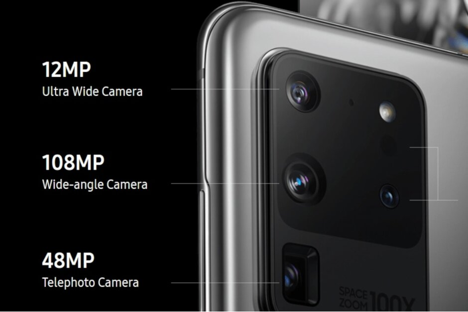 Galaxy S20 Specifications