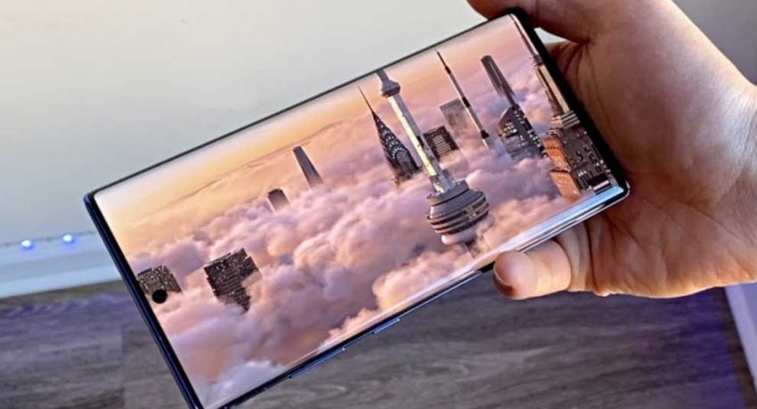 Galaxy Note 20 Super Amoled Display