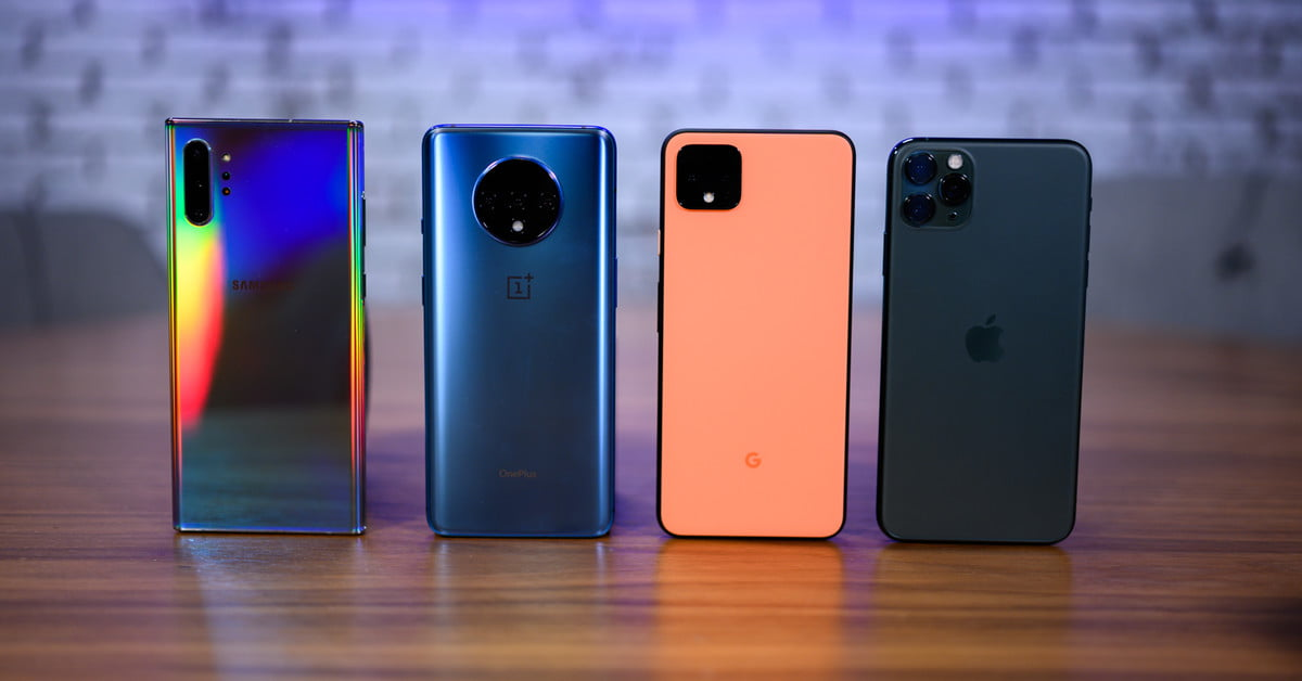 Best Flagship Smartphone in 2020