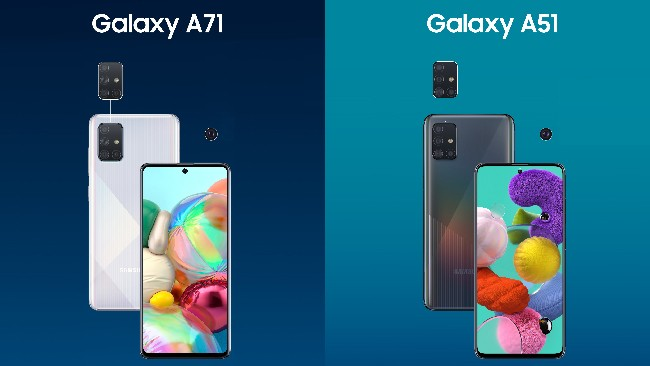 Samsung Galaxy A51 5G & A71 5G | Full Phone Specification