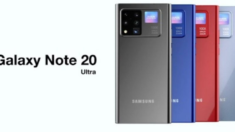 Samsung Galaxy Note 20 Ultra Cases and Back cover 2020