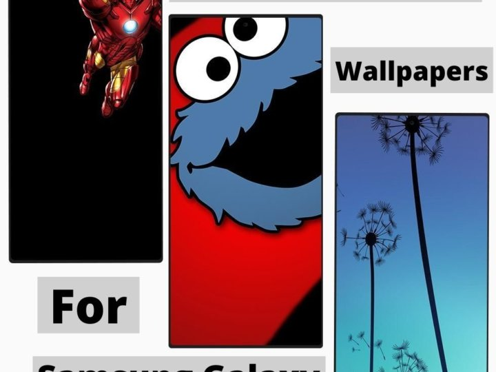 Download Punch Hole Wallpapers for Galaxy Note 20 & S20