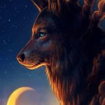 animated wolf wallpaper